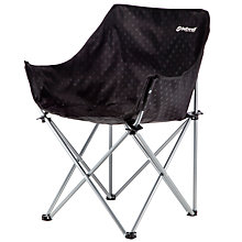Buy Outwell Sevilla Chair, Black Online at johnlewis.com