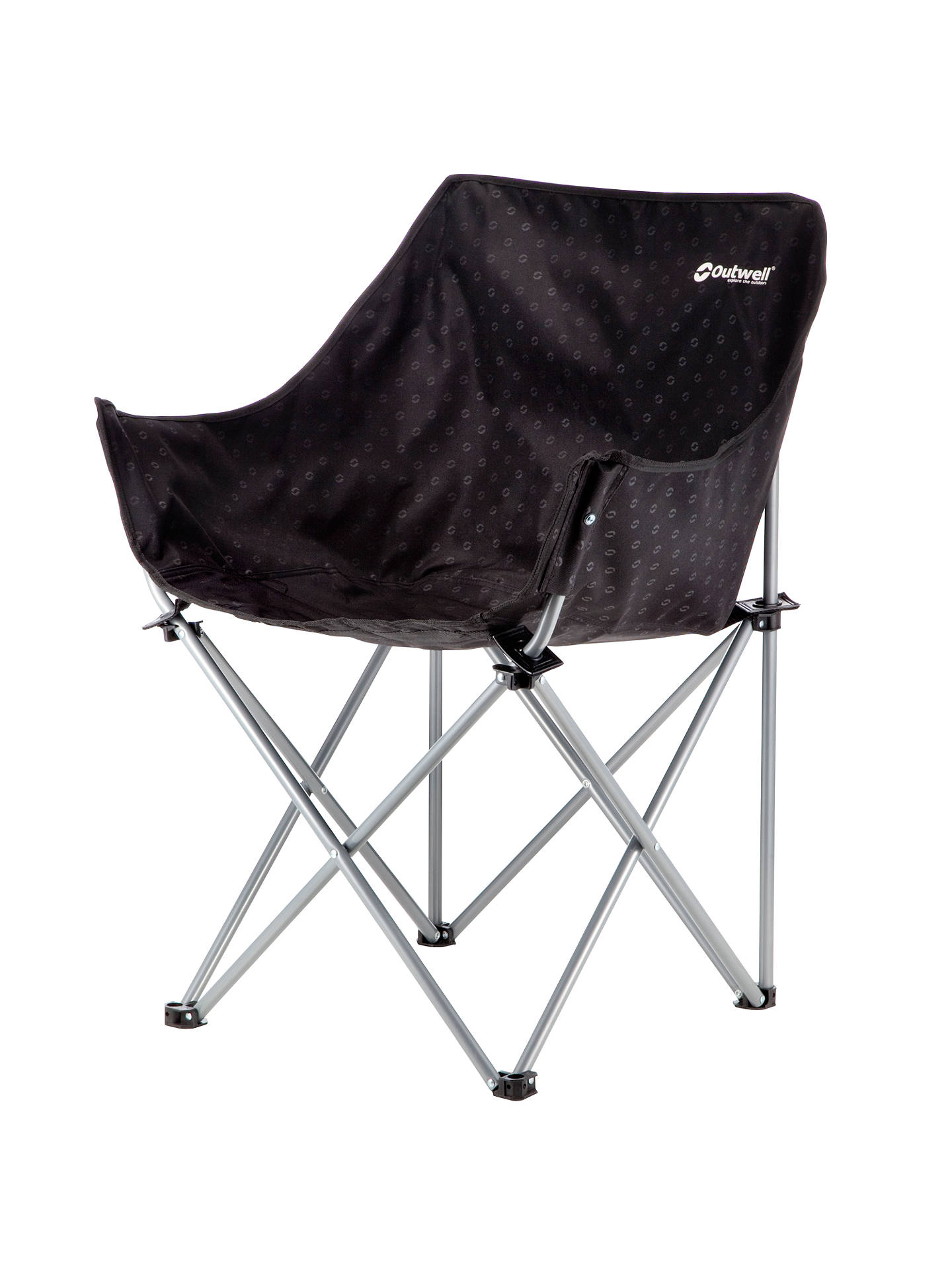 One Size Outwell Sevilla Chair Black