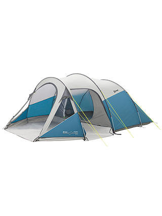 Buy Outwell Earth 5 Tunnel Tent, Grey/Blue Online at johnlewis.com