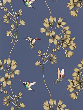 Harlequin Amazilia Wallpaper