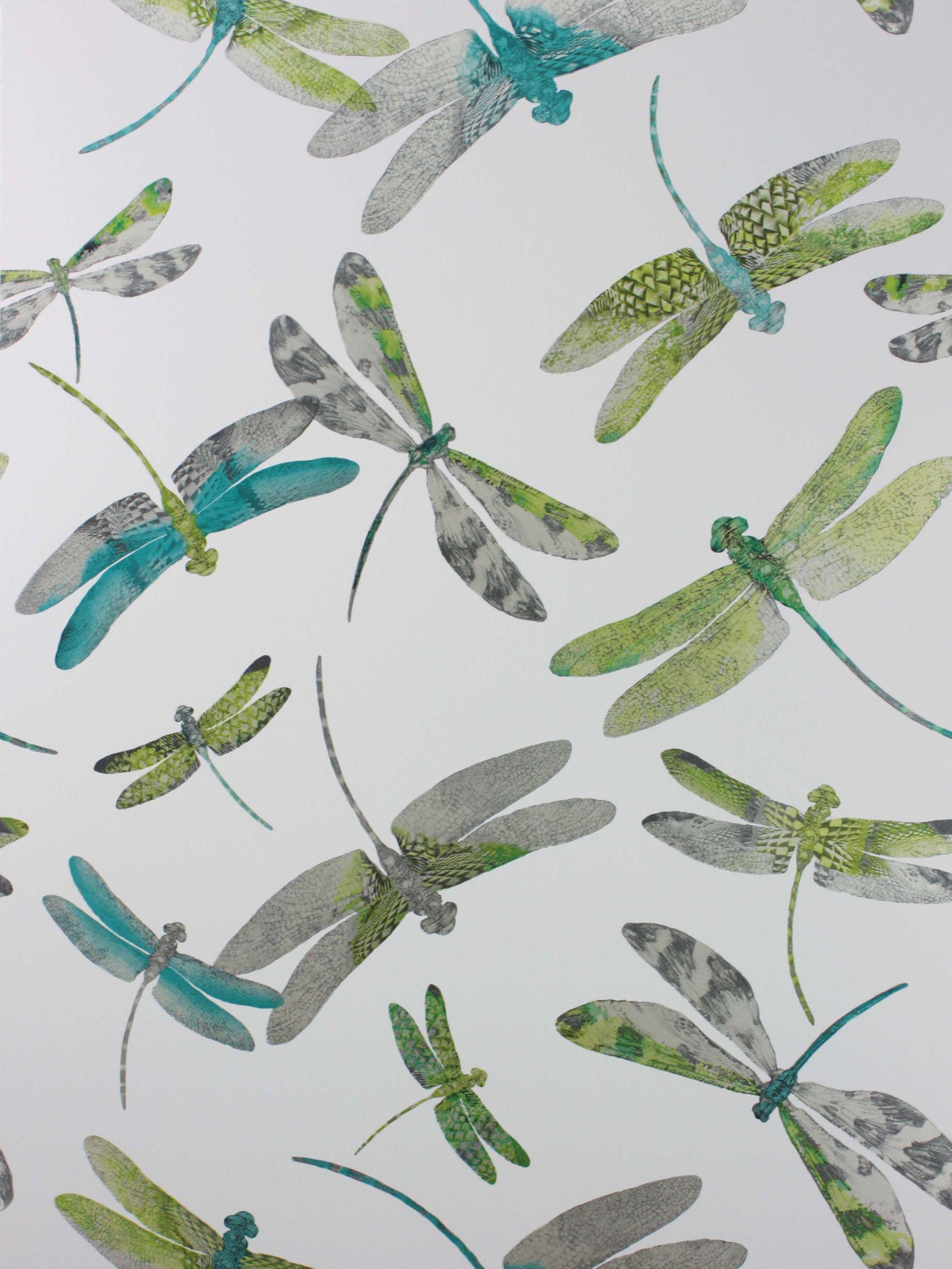 Matthew Williamson Matthew Williamson Dragonfly Dance Wallpaper
