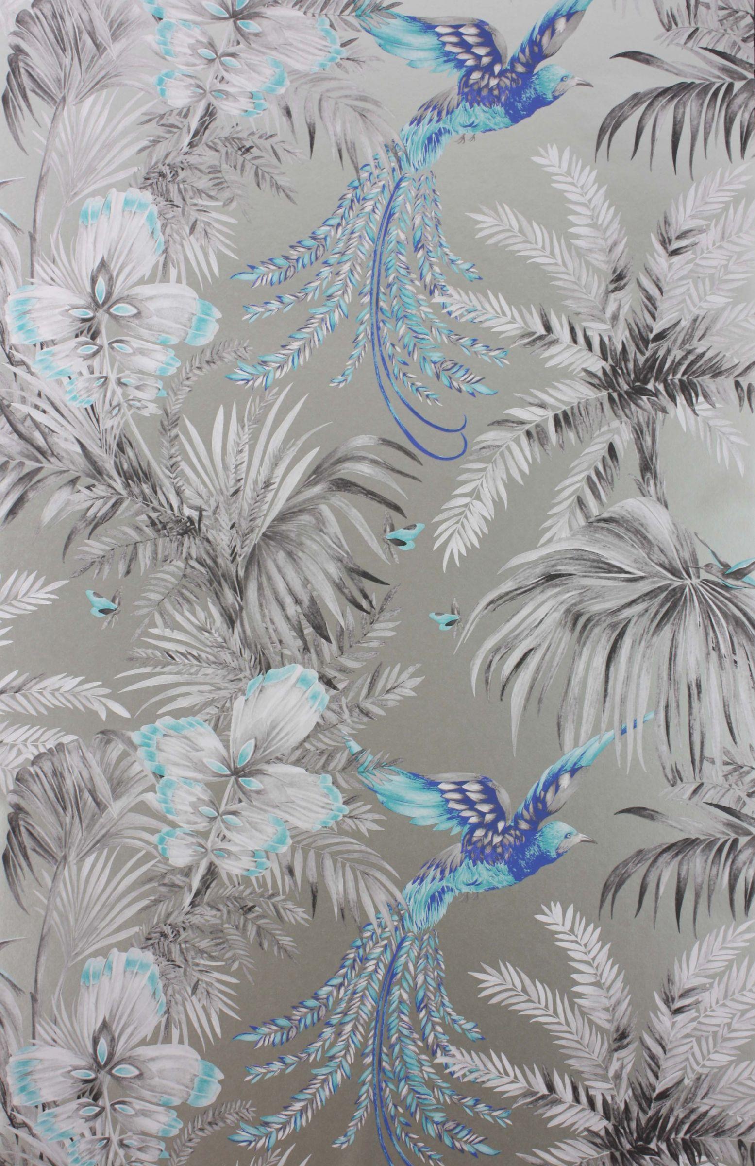 Matthew Williamson Matthew Williamson Bird of Paradise Wallpaper