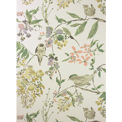 Nina Campbell Penglai Wallpaper
