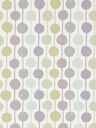 Buy Scion Taimi Wallpaper, Mist/Heather, 111125 Online at johnlewis.com