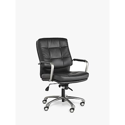 John Lewis Gramercy Chair, Black