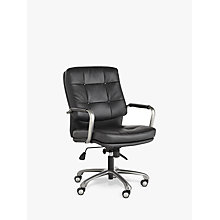 Buy John Lewis Gramercy Chair, Black Online at johnlewis.com