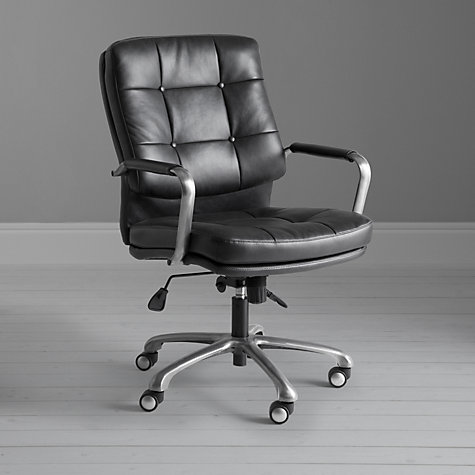 office chairs john lewis. buy john lewis gramercy chair black online at johnlewiscom office chairs