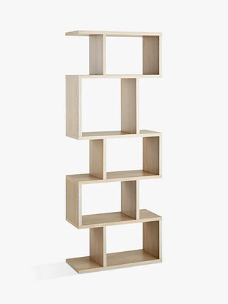 Buy Content by Terence Conran Balance Alcove Shelving, Limed Oak Online at johnlewis.com