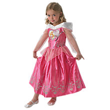 Buy Disney Princess Sleeping Beauty Loveheart Dressing-Up Costume Online at johnlewis.com