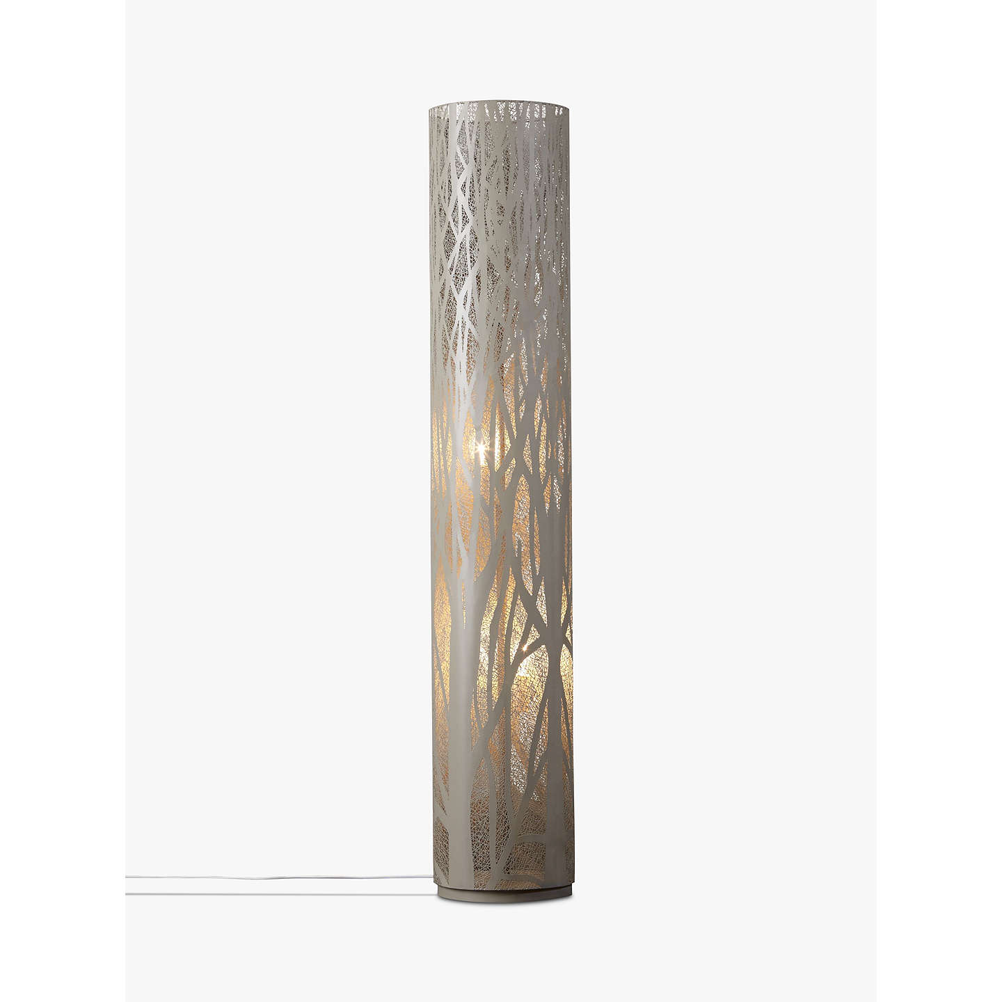 John lewis devon floor lamp taupe at john lewis buyjohn lewis devon floor lamp taupe online at johnlewis mozeypictures Choice Image