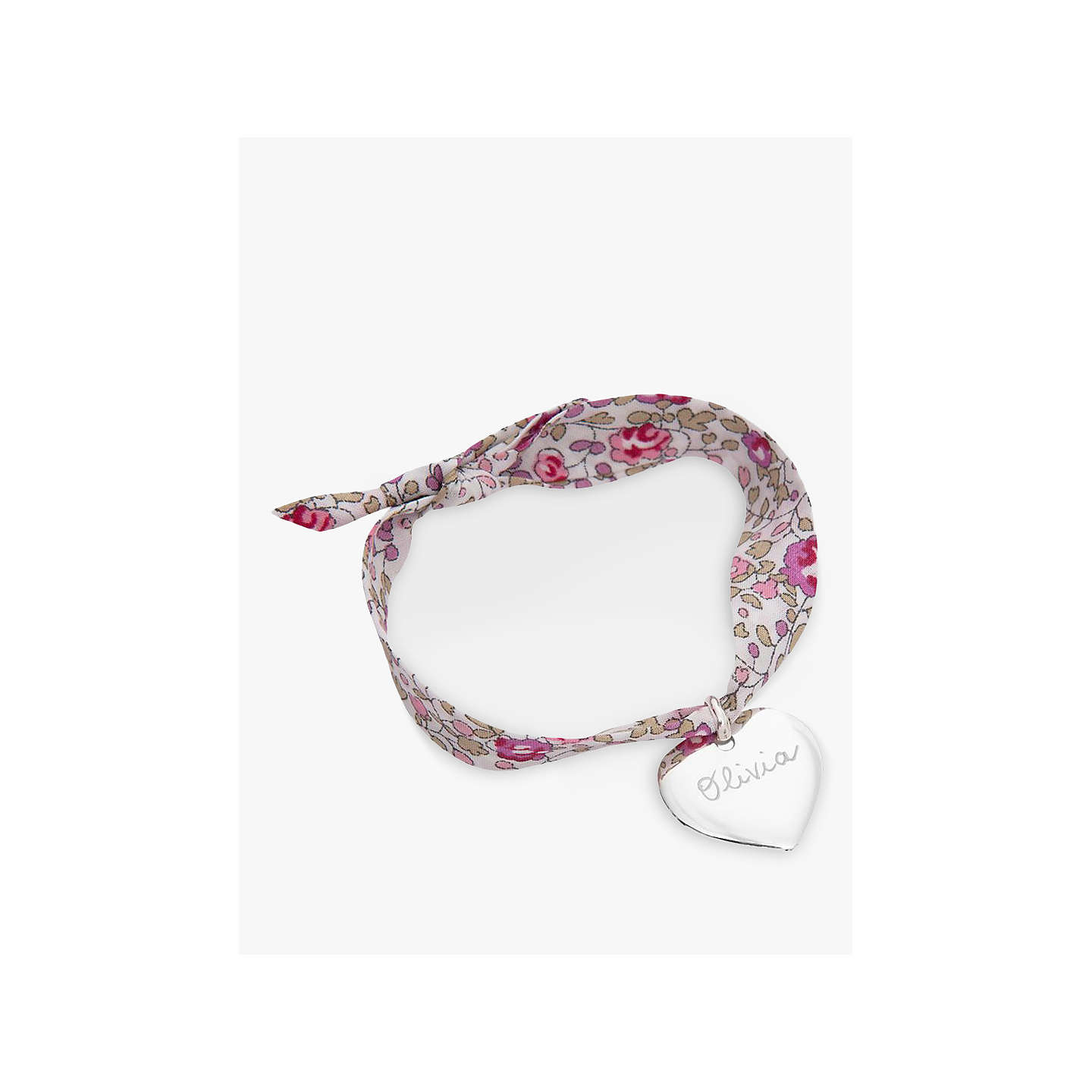 best heart s friends claire pink bracelet us bracelets