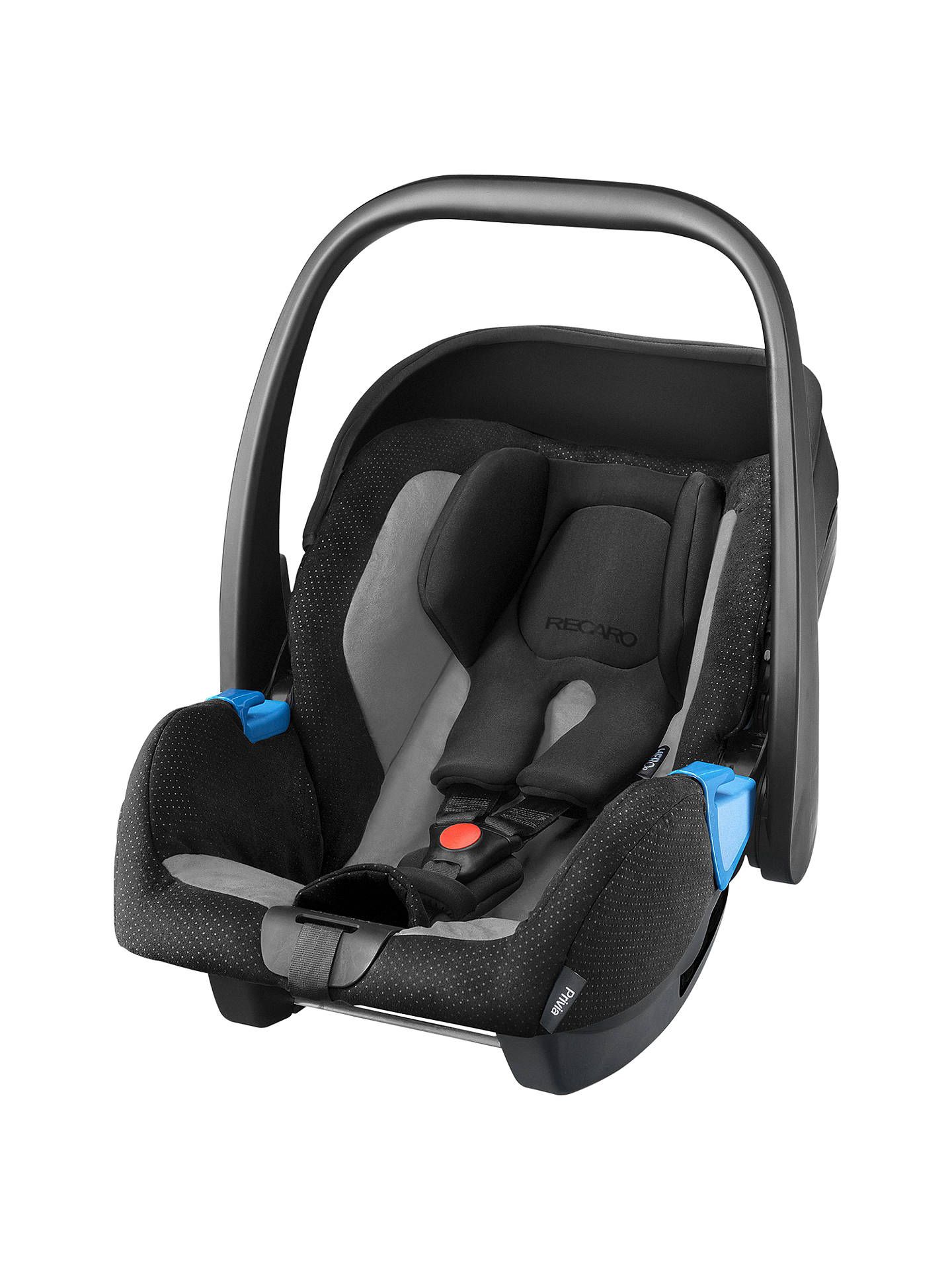 BuyRecaro Privia Group 0 Baby Car Seat Graphite Online At Johnlewis