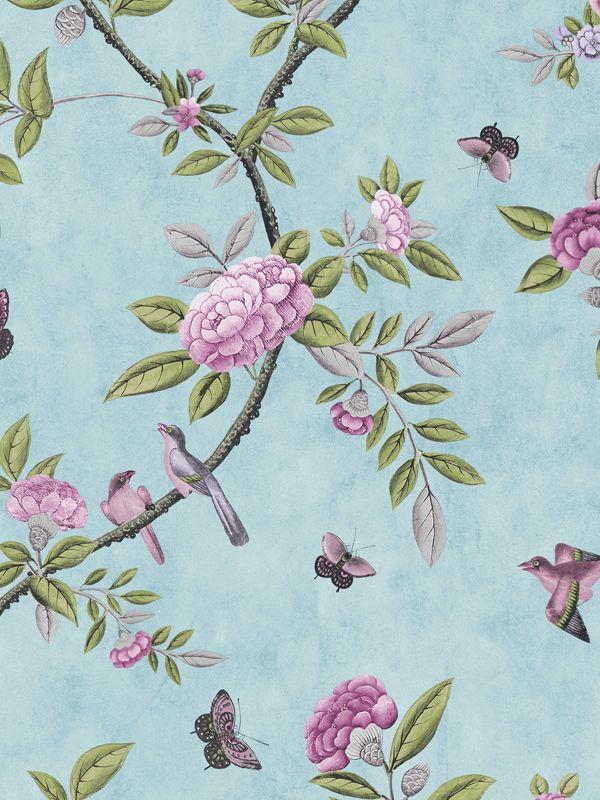 Graham Brown Chinoiserie Wallpaper At John Lewis Partners