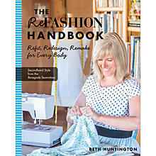 Buy The Refashion Handbook by Beth Huntington Book Online at johnlewis.com