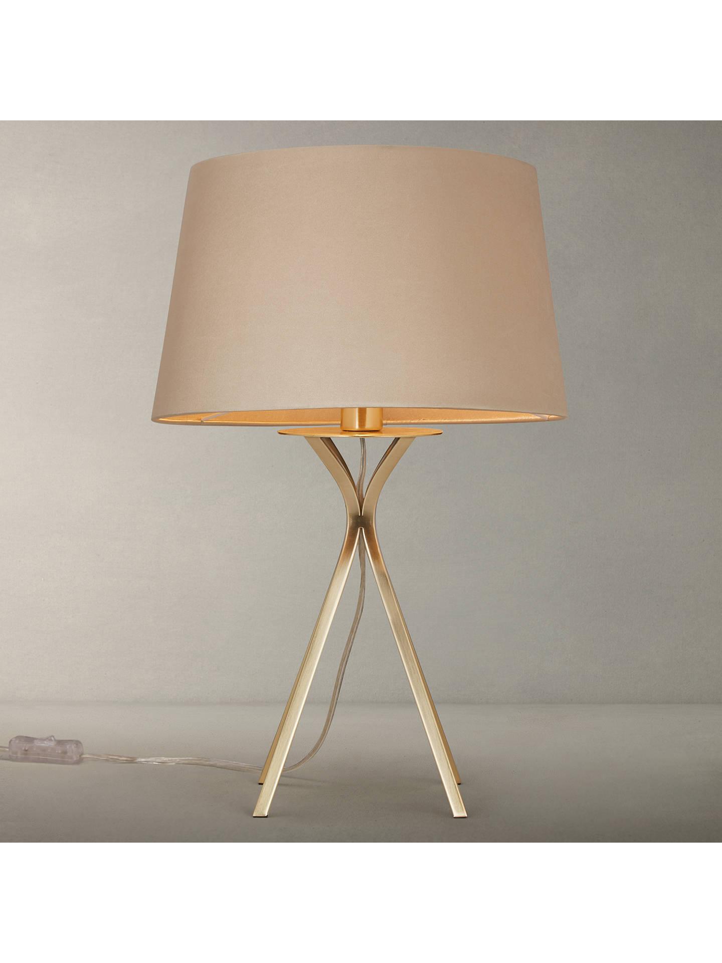 John Lewis & Partners Wilfred Tripod Table Lamp