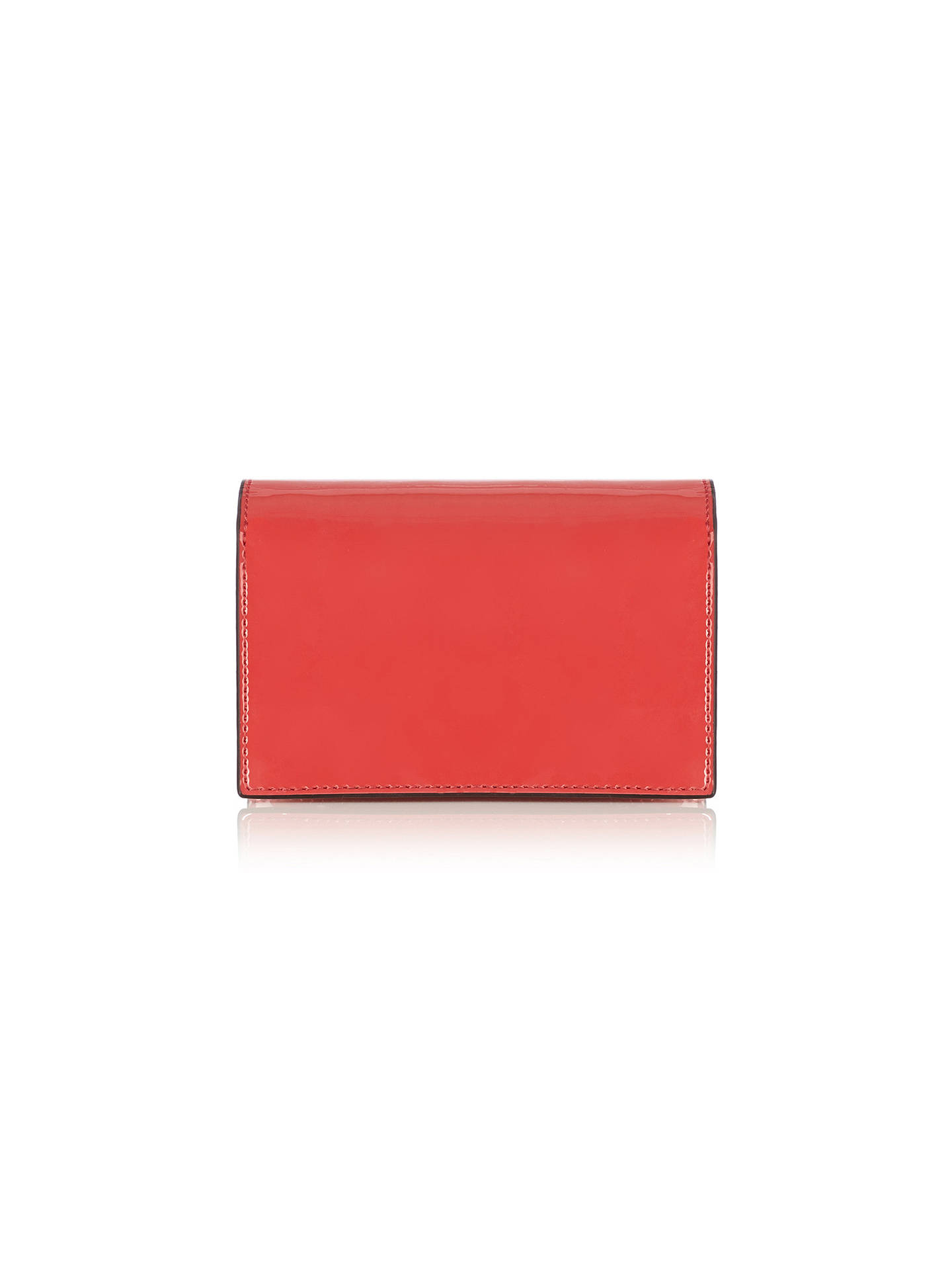 45bd179628 ... Buy Karen Millen Colourful Patent Mini Bag, Pink Online at  johnlewis.com ...