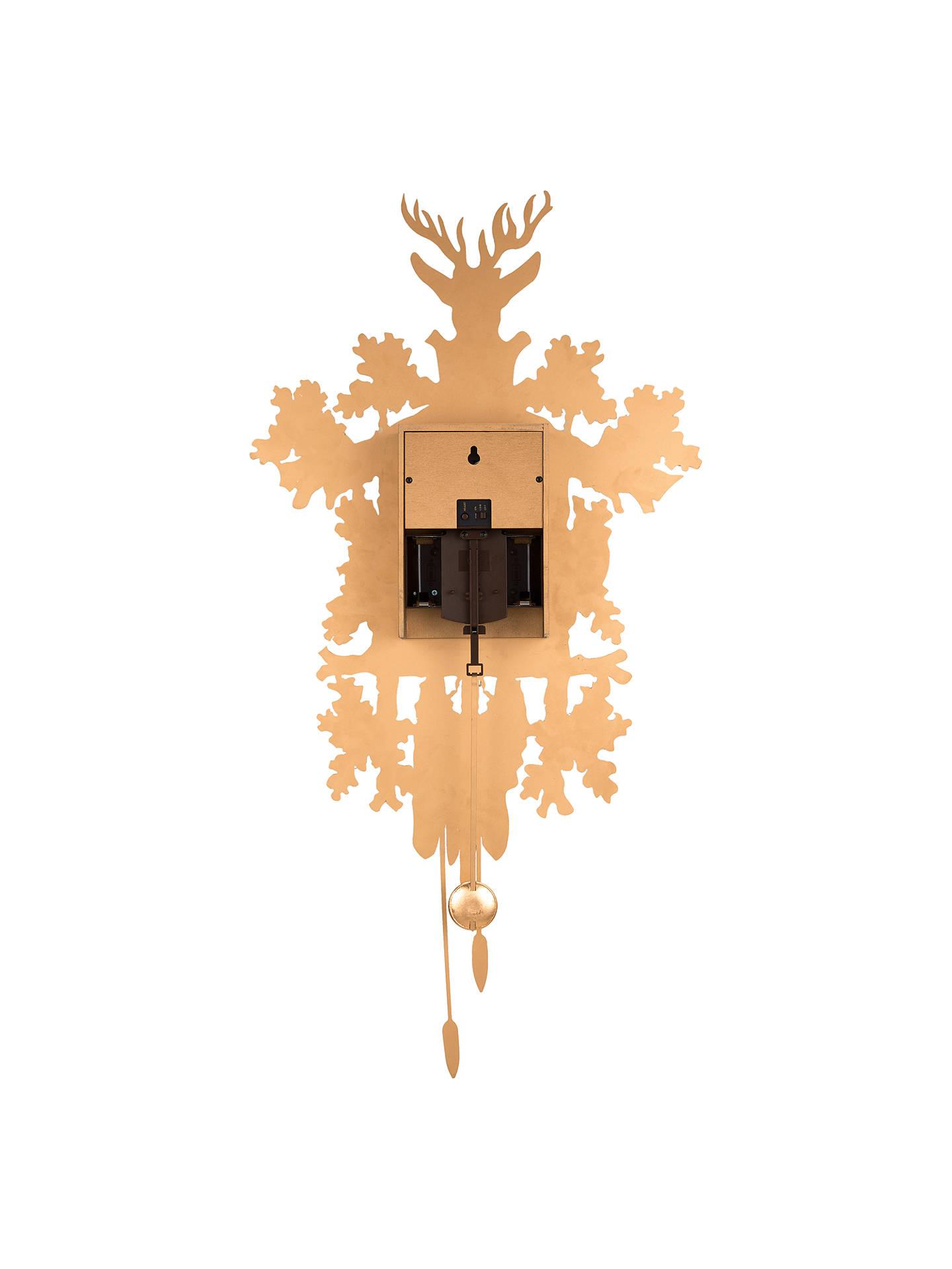 Diamantini & Domeniconi Cucu Wall Clock at John Lewis & Partners