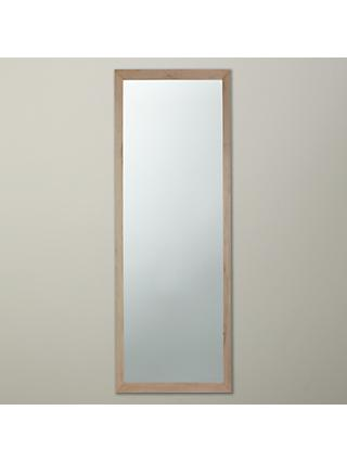 John Lewis & Partners Scandi Hall Mirror, 125 x 45cm