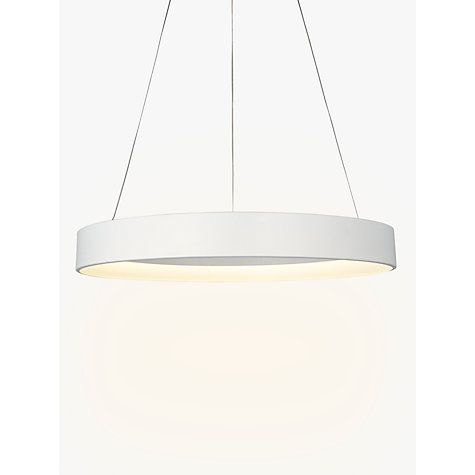Buy John Lewis Jorgen Hoop LED Ceiling Light Large White