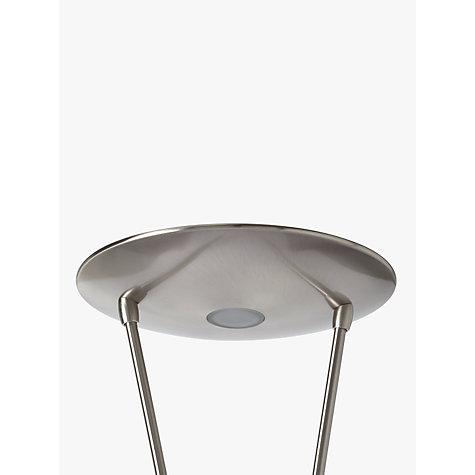 Buy john lewis levity led uplighter reading floor lamp for Uplighter single floor lamp