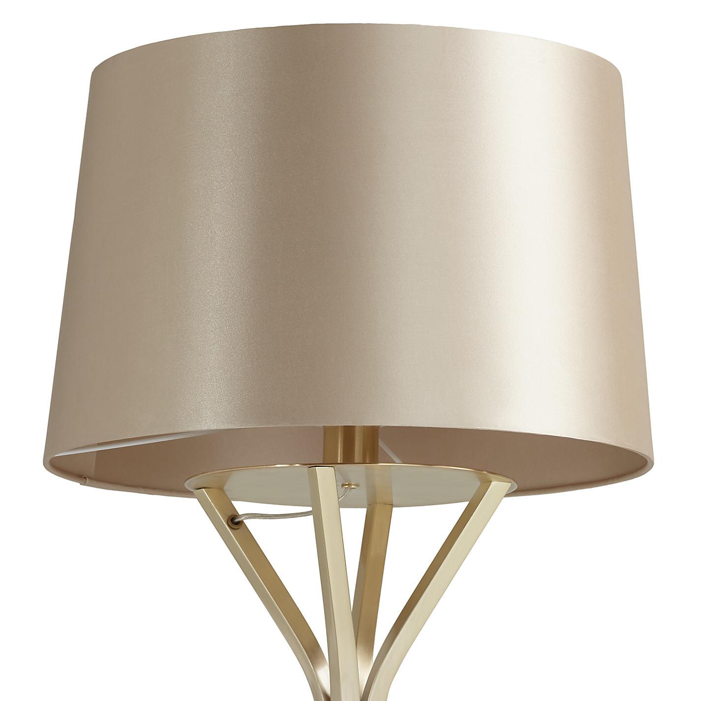 John lewis floor lamp shadesbuy john lewis coastal for Wilfred floor lamp brass
