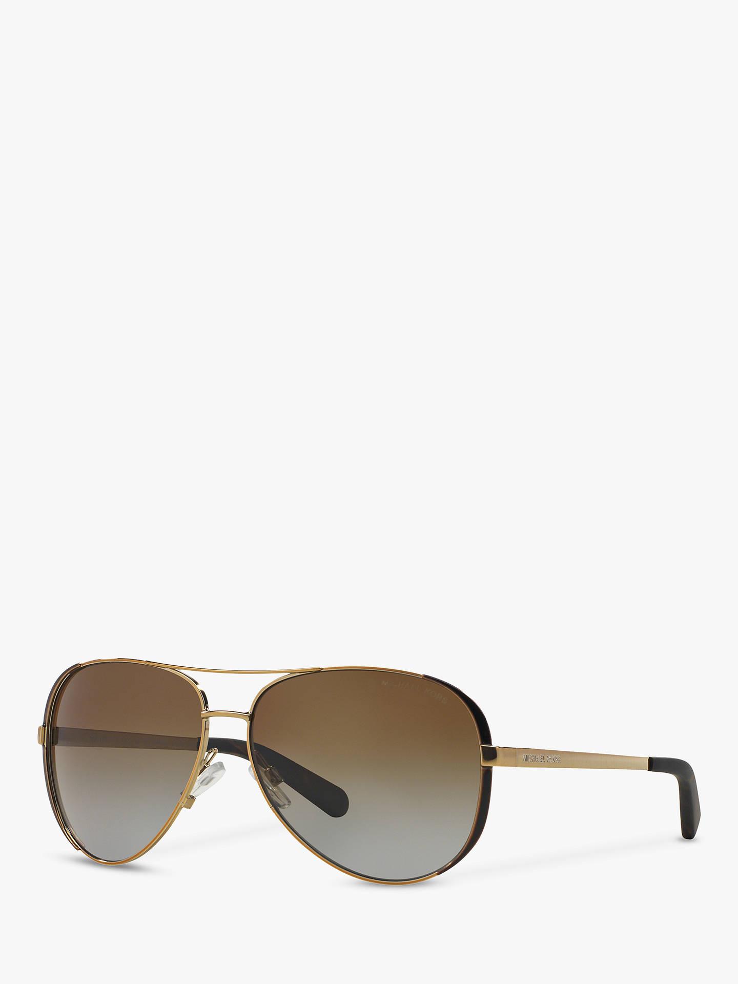 b3ed006417 Buy Michael Kors MK5004 Chelsea Polarised Aviator Sunglasses
