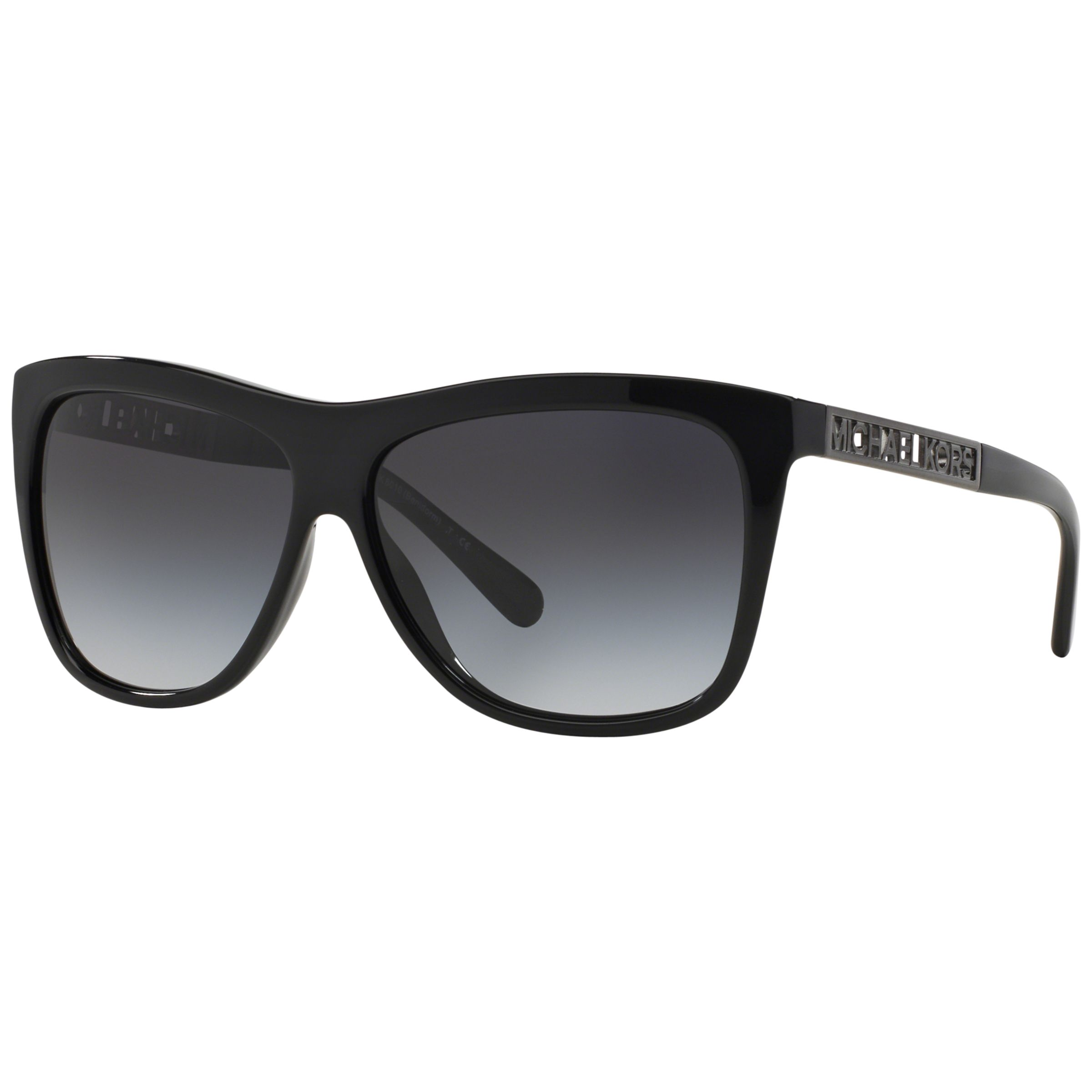 2dd3ce4c39 Michael Kors MK6010 Benidorm Square Sunglasses at John Lewis   Partners