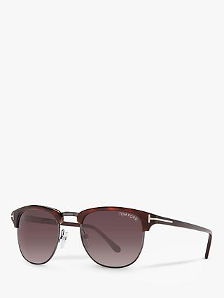 TOM FORD FT0248 Henry Sunglasses, Tortoise