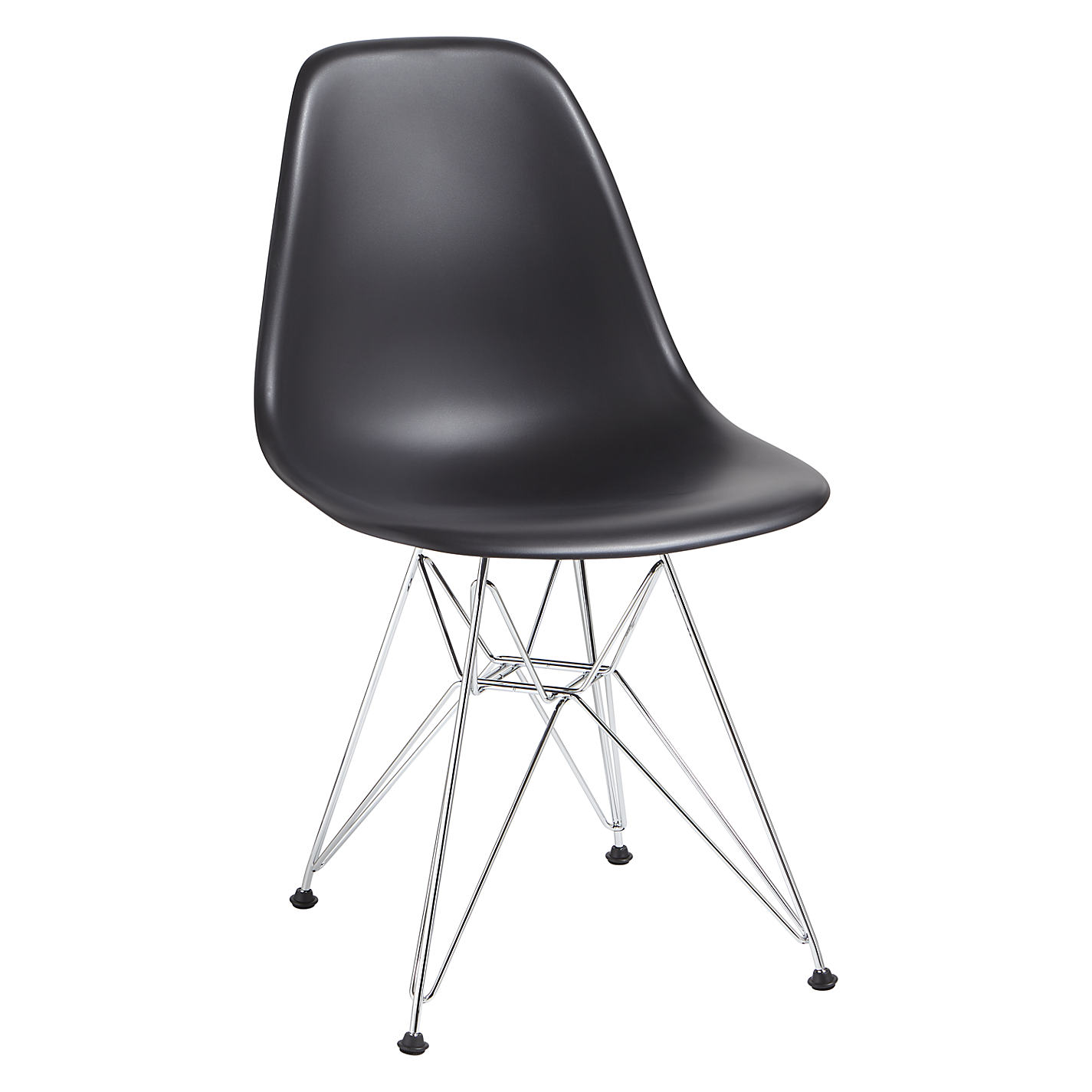 Buy Vitra Eames DSR 43cm Side Chair