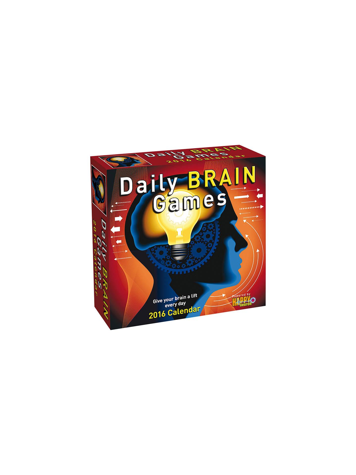 Daily Brain Games