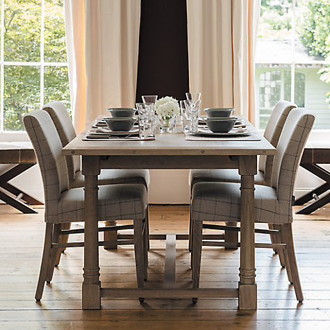 Buy Neptune Edinburgh 6-8 Seater Extending Dining Table | John Lewis