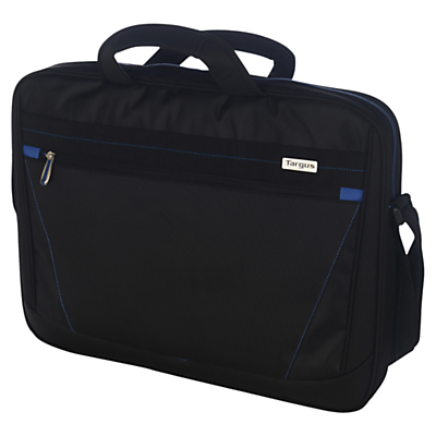 Targus Prospect Topload Bag for Laptops up to 15.6, Black