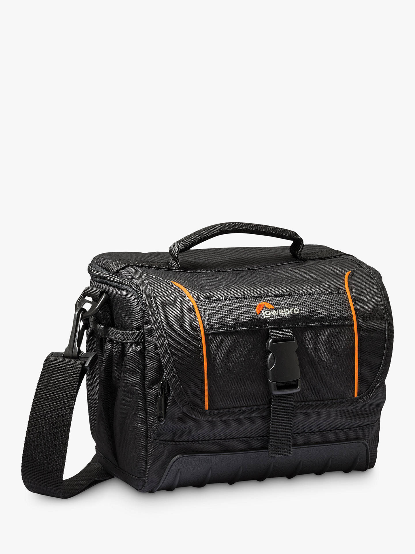 lowepro adventura sh 160 ii shoulder bag black