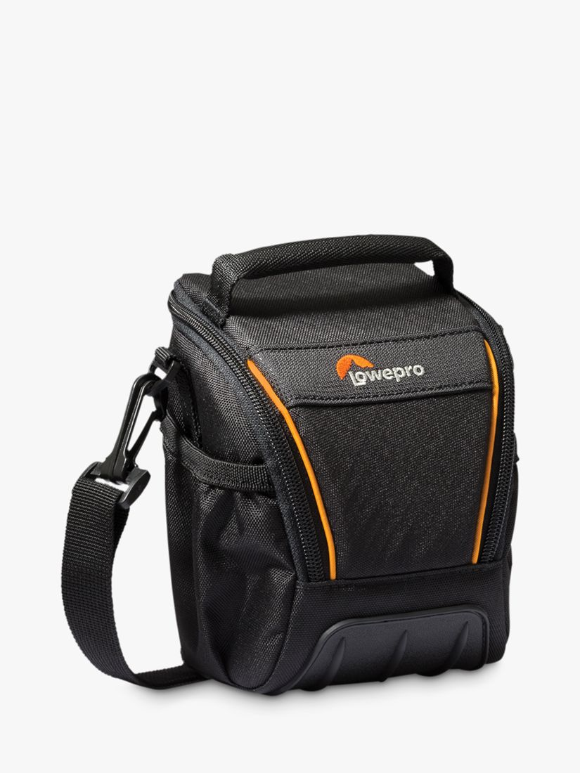Lowepro Lowepro Adventura SH 100 II Camera Shoulder Bag for Bridge, CSC and Action Video Cameras, Black