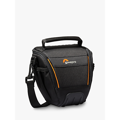 Lowepro Adventura TLZ 20 II Camera Shoulder Bag, Black