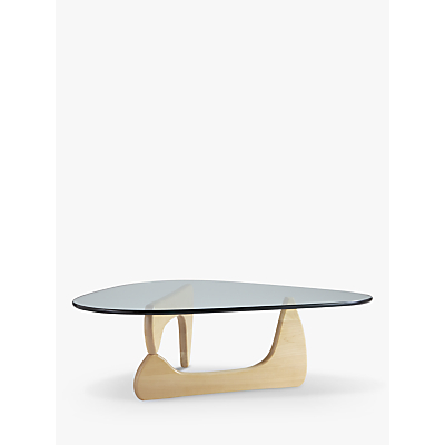 Vitra Noguchi Coffee Table, Maple Wood