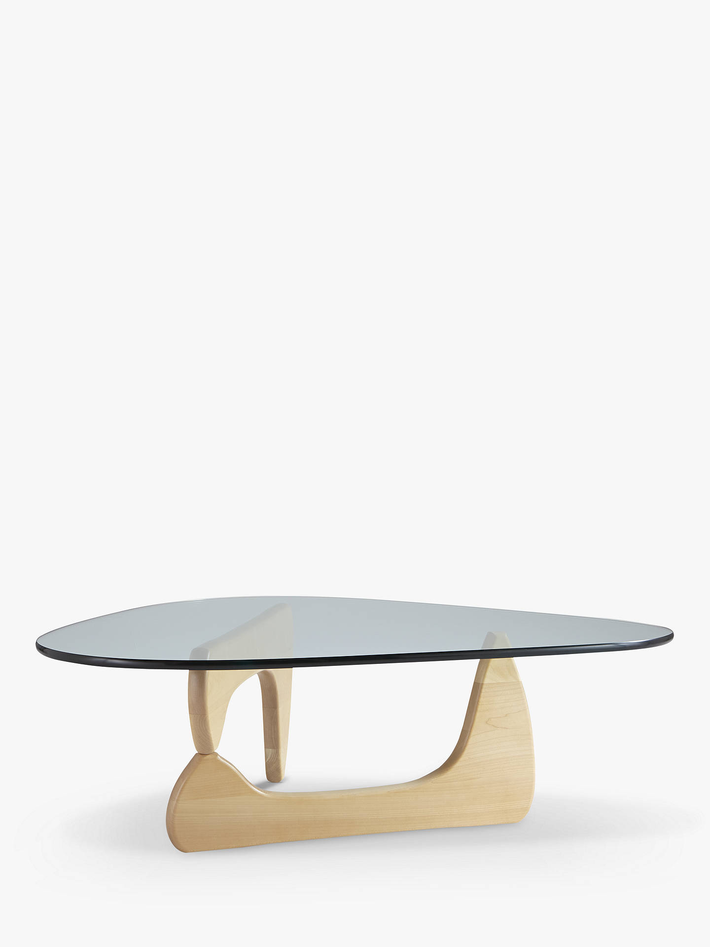 Maple Wood Coffee Table.Vitra Noguchi Coffee Table Maple Wood