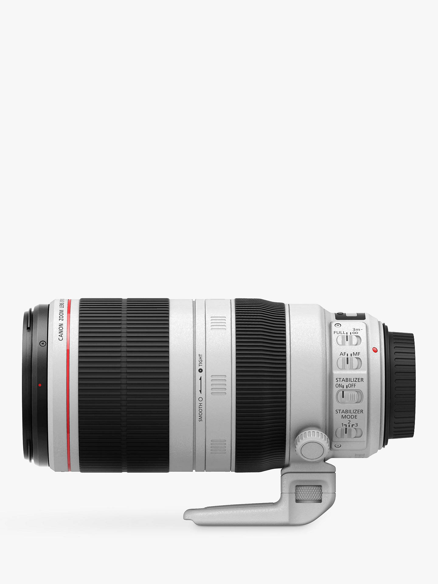 Buy Canon EF 100-400mm f/4.5-5.6L IS II USM Telephoto Lens Online at johnlewis.com