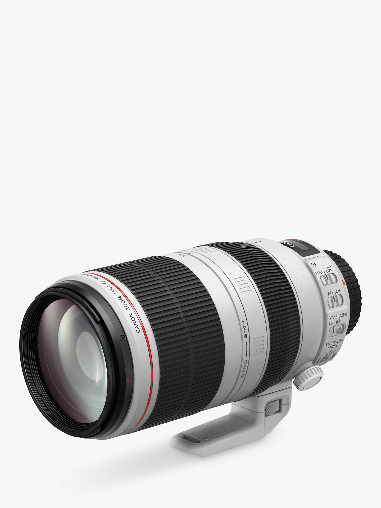 Canon EF 100-400mm f/4 5-5 6L IS II USM Telephoto Lens