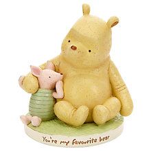 Buy Winnie The Pooh and Piglet Money Bank Online at johnlewis.com