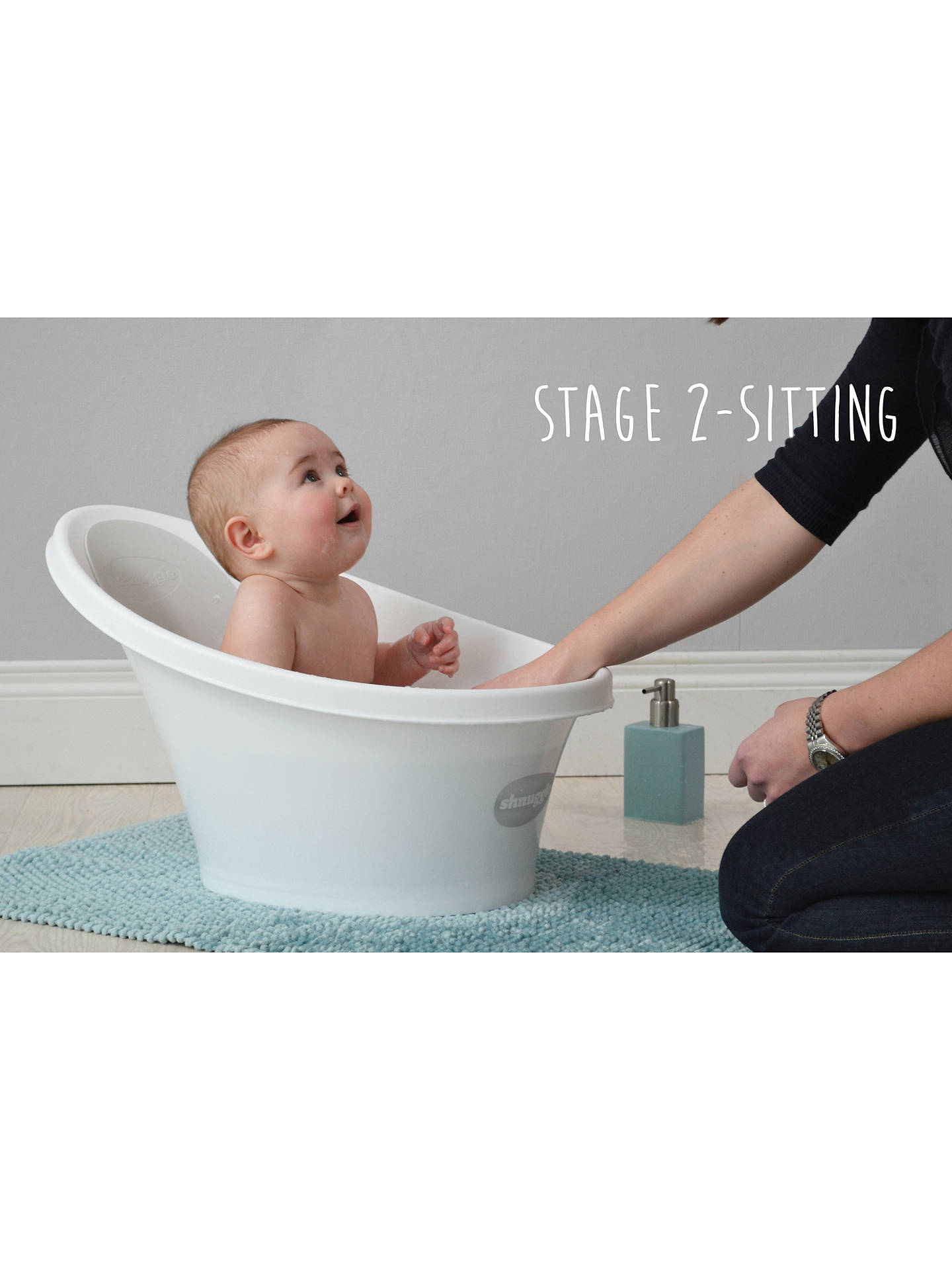 Buy Shnuggle Baby Bath Online at johnlewis.com