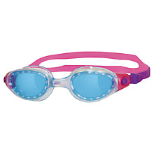 Buy Zoggs Phantom Elite Junior Swimming Goggles Online at johnlewis.com
