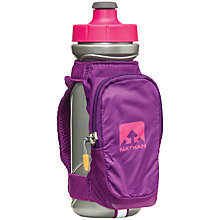 Buy Nathan Quickdraw Plus 600ml  Bottle, Light Purple Online at johnlewis.com