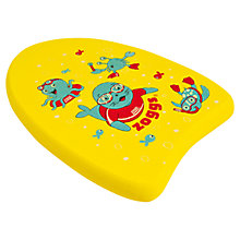 Buy Zoggs Zoggy Mini Kickboard, Yellow Online at johnlewis.com