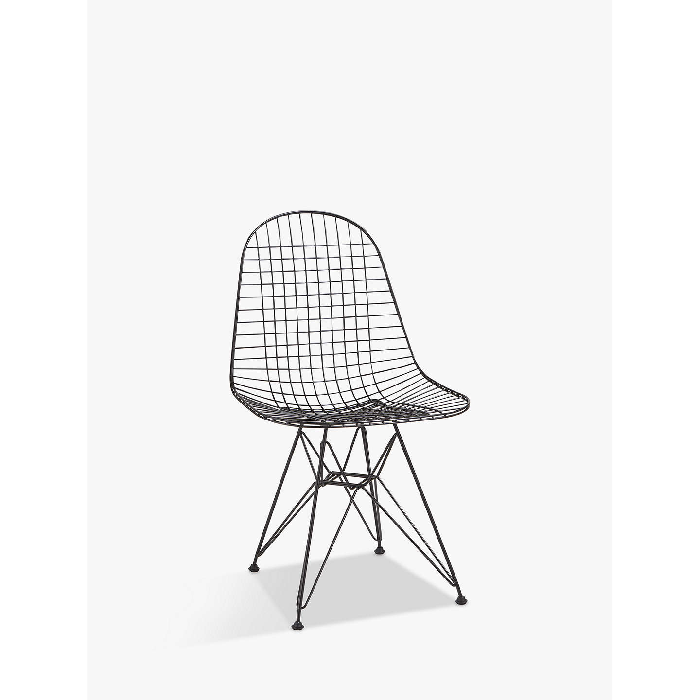 Vitra Eames DKR Wire Chair at John Lewis