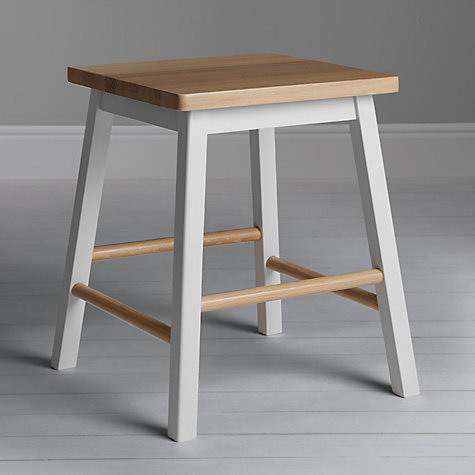 ... Buy John Lewis Croft Collection Blakeney Bathroom Stool. Light Silver  Online At Johnlewis.com ...