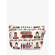 Buy Milly Green Celebrating Britain Cosmetic Bag Online at johnlewis.com