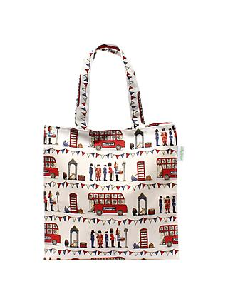 Milly Green Celebrating Britain Shopper Bag