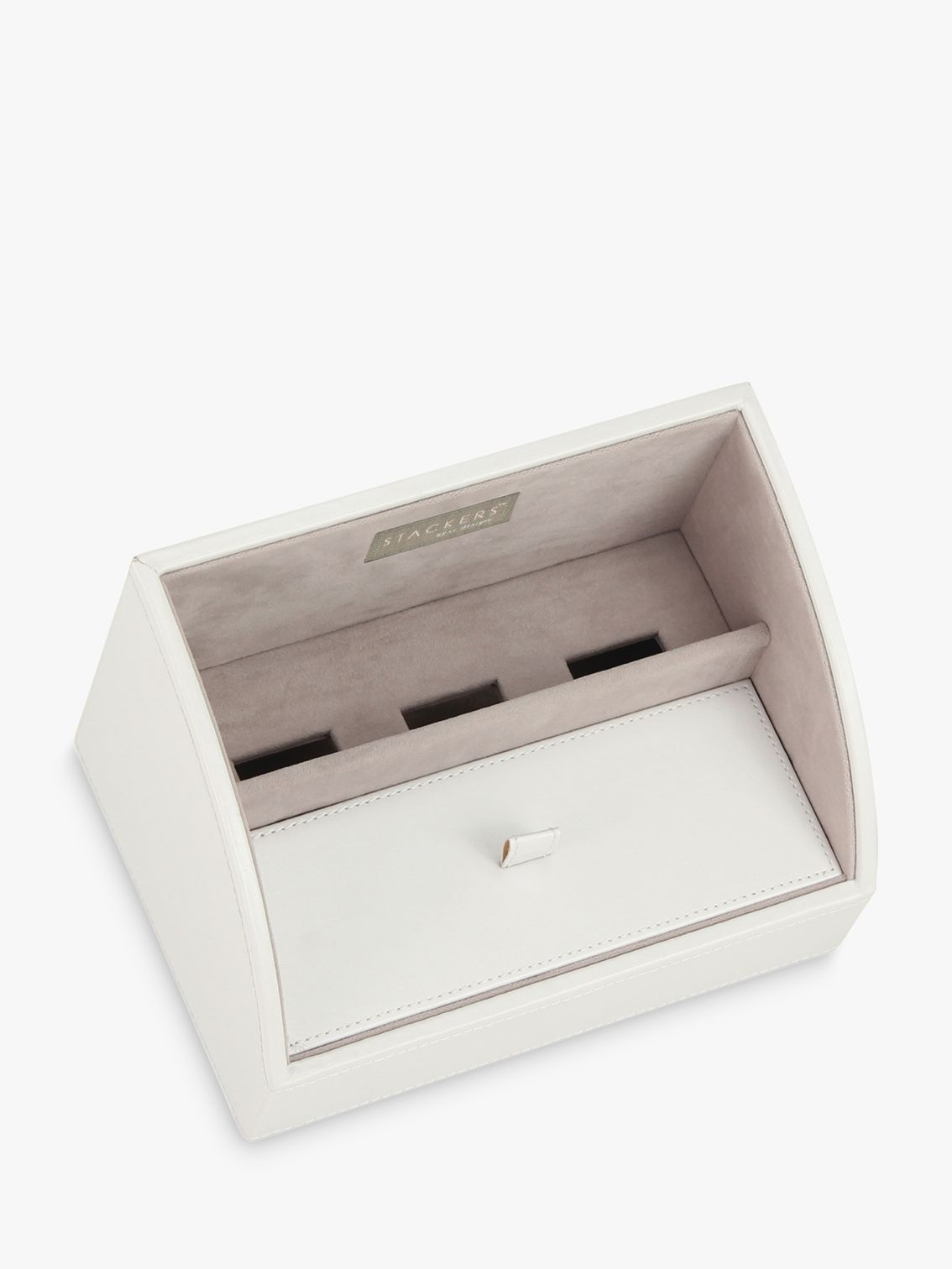 Stackers Stackers Mini Stacker Valet, White