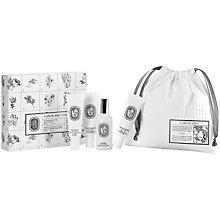 Buy Diptyque Facial Skincare Travel Set Online at johnlewis.com